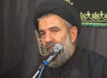 حجت الاسلام سید حسن فاضلیان (رئیس شورای هماهنگی تبلیغات اسلامیهمدان و امام جمعه موقت ملایر):