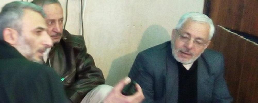 محمد محمدی (مداح اهل بیت ، از کسبه بازار واز شاگردان استاد مسکین):