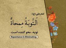 کلام قرآن ناطق امام علی علیه السلام: