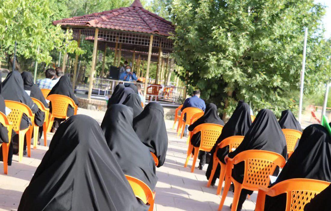 برگزاری نهمین دوره «حافظون» مکتب امام زمان (عج):